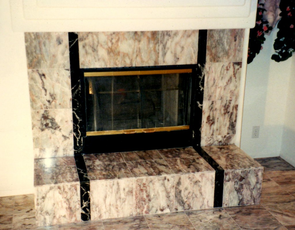 Stone Fireplace Black Marble Fireplace Custom Marble Fireplace Custom