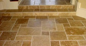Simple floor design